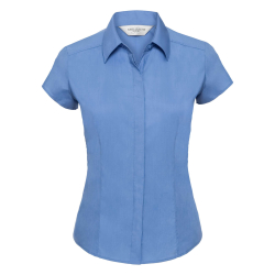 Женская рубашка с короткими...